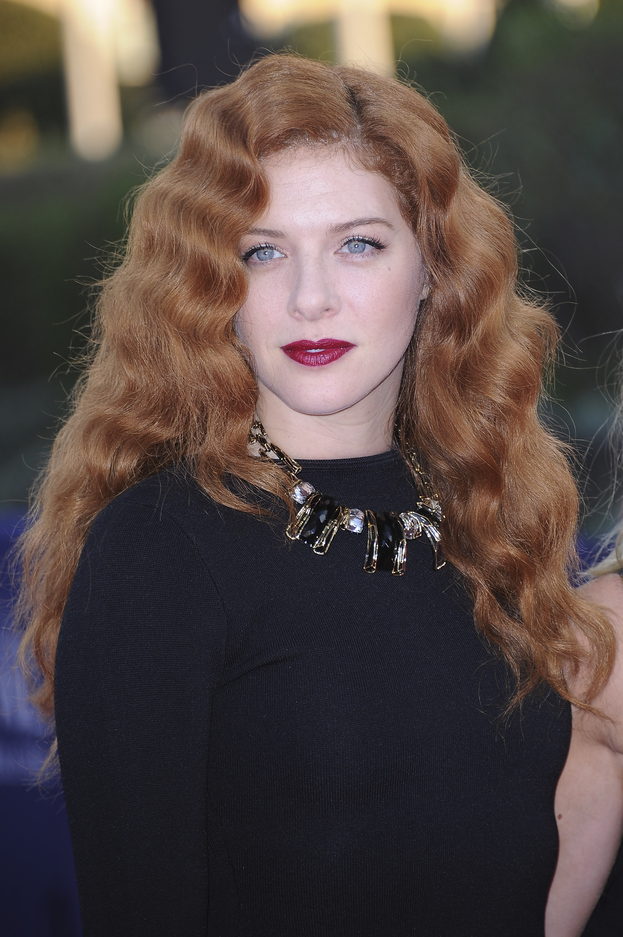Rachelle Lefevre arrives at the 'Mr Holmes' Premiere during the 41st Deauville American Film Festival on September 10, 2015, in Deauville, France. (Getty Images)