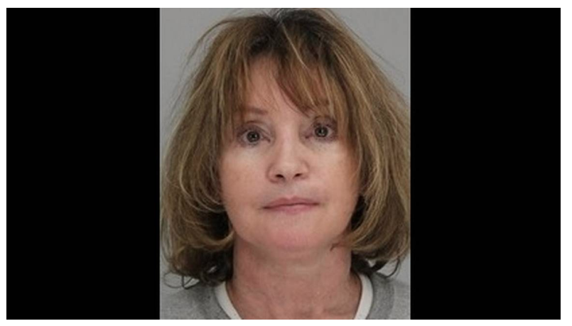 Rebecca Anderson, Texas daycare owner arrested by police. (Dallas County jail)