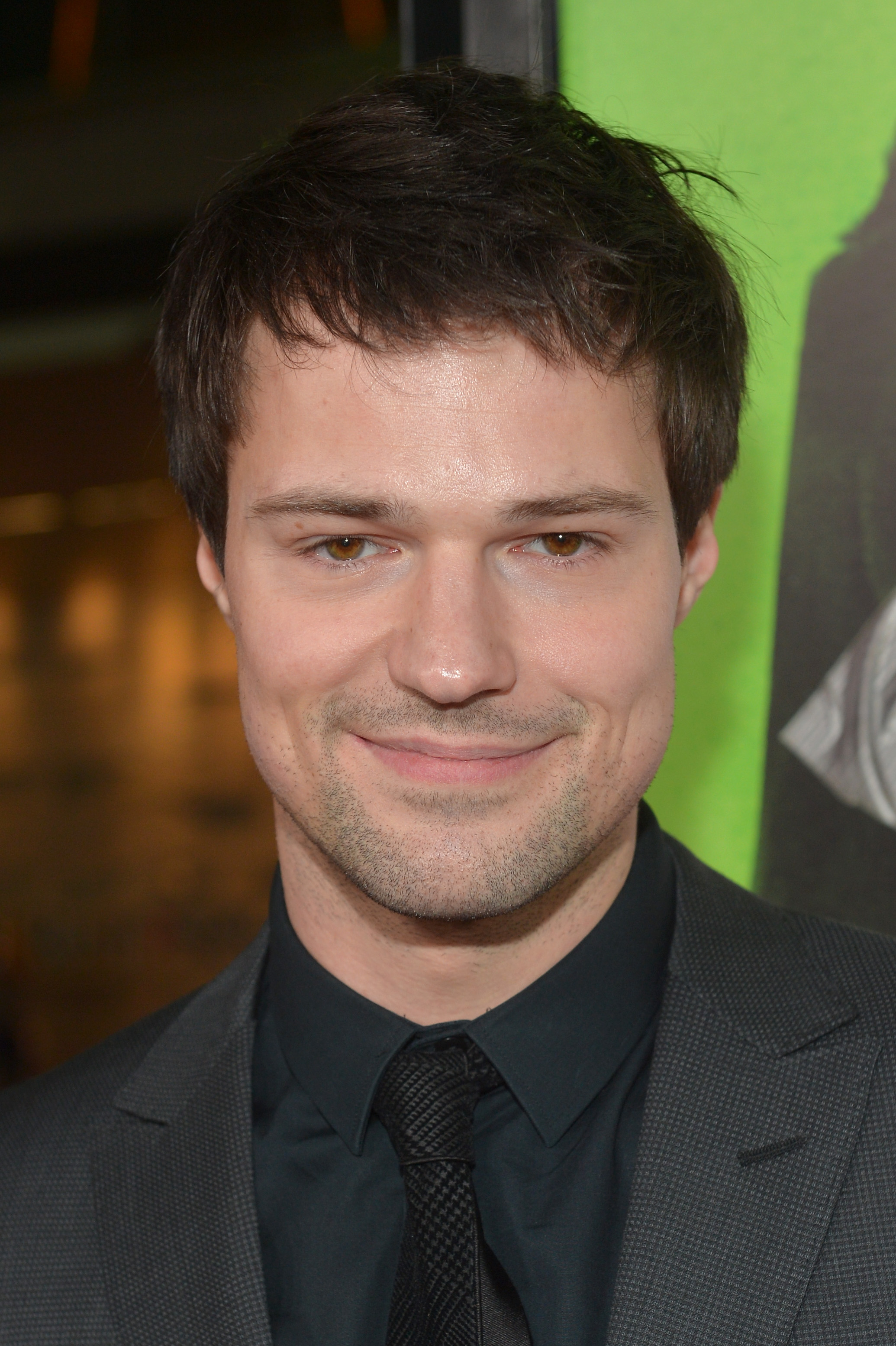 Actor Danila Kozlovsky arrives at The Weinstein Company's premiere of 'Vampire Academy' at Regal 14 at L.A. Live Downtown on February 4, 2014, in Los Angeles, California. (Getty Images)