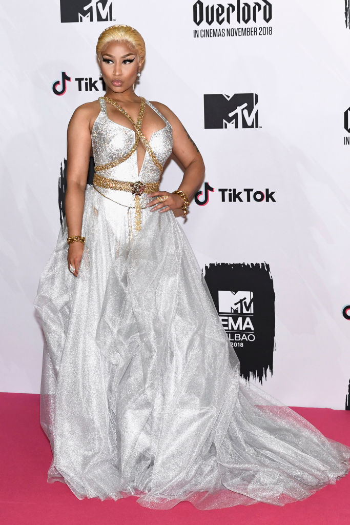 Nicki Minaj (Source: Getty Images)