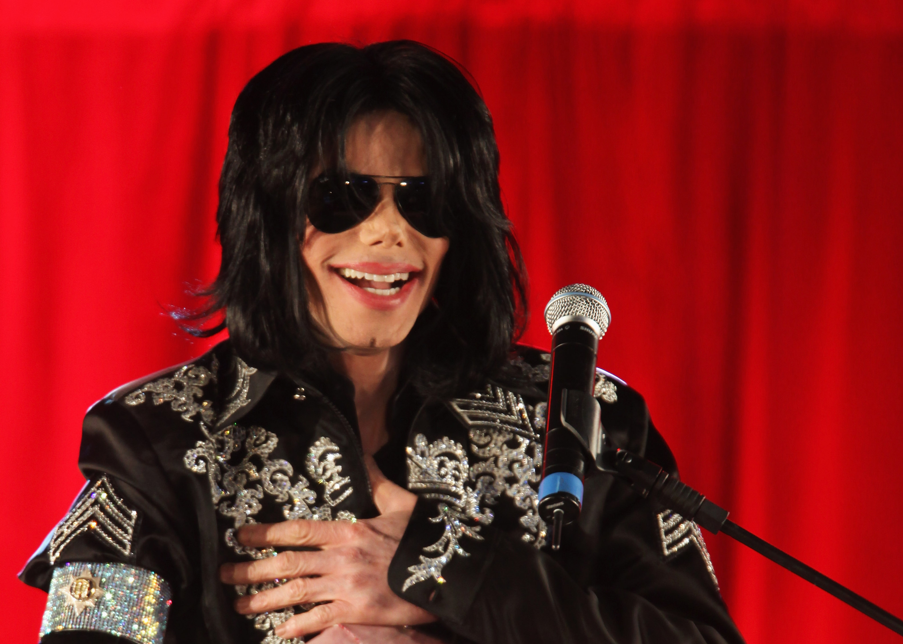 Jackson settled the civil lawsuit filed by Jordan Chandler for $23 million (Source: Tim Whitby/Getty Images)