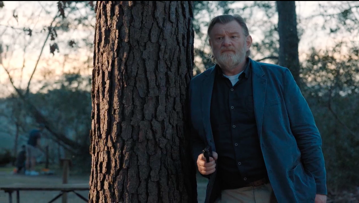 Brendan Gleeson is back as the gun-first-questions-later Detective Bill Hodges in Season 2 of Mr. Mercedes.