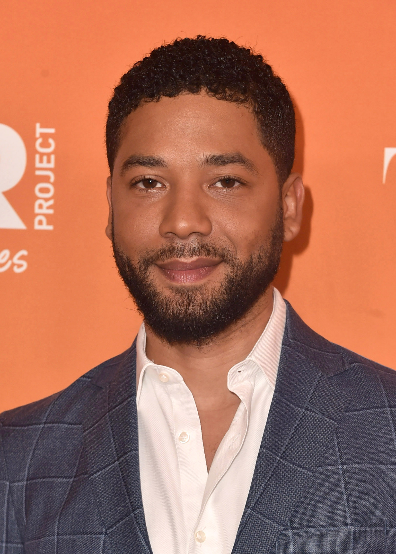 Jussie Smollett attends The Trevor Project's 2018 TrevorLIVE Gala at The Beverly Hilton Hotel on December 02, 2018 in Beverly Hills, California.