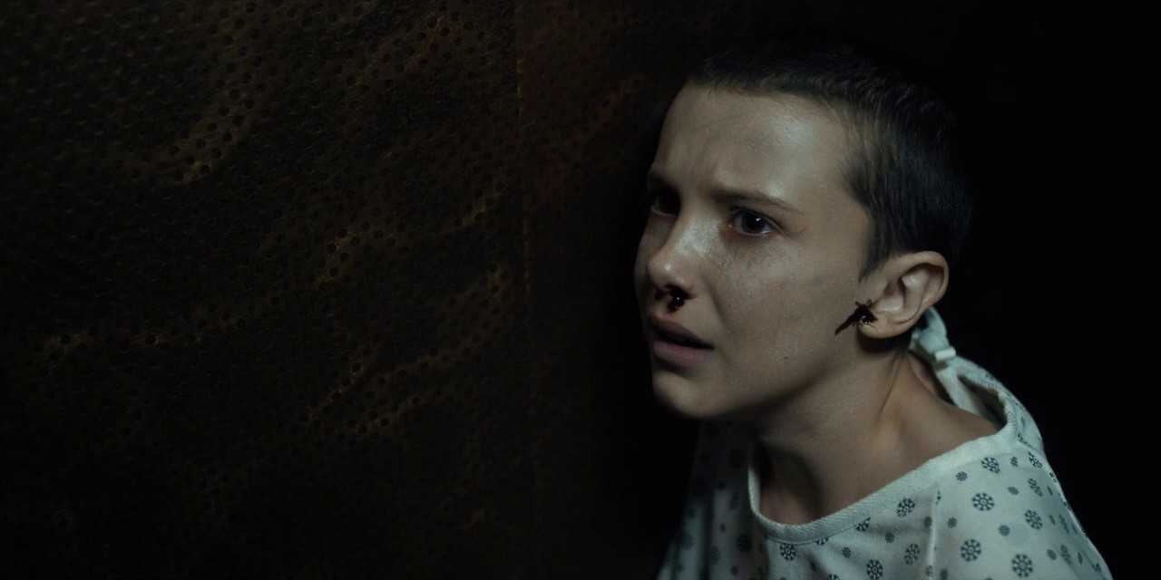 Eleven was the perfect weapon for Dr. Brenner (IMDb)