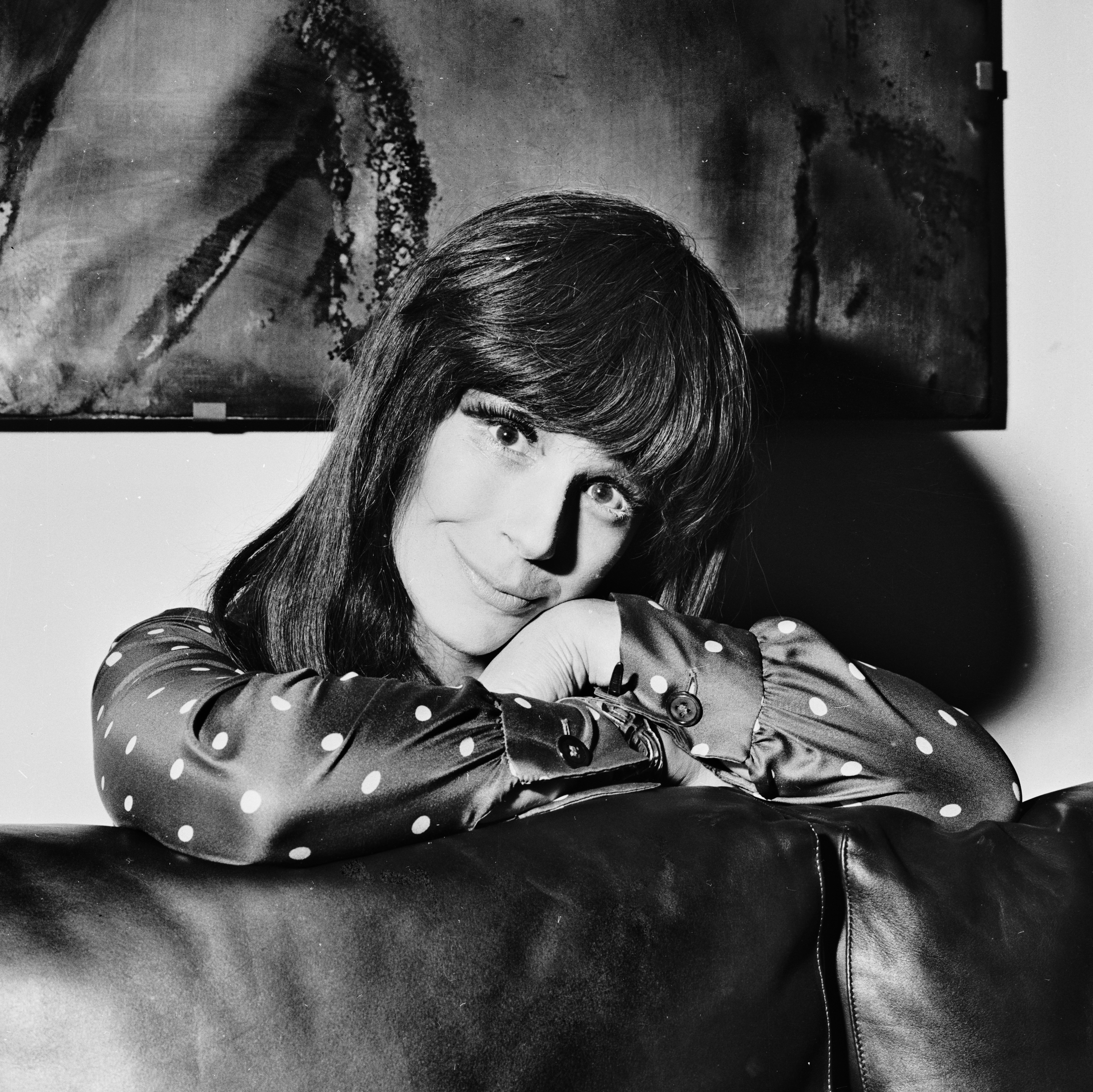 English actress Fenella Fielding, 4th January 1967. (Photo by A. Jones/Evening Standard/Hulton Archive/Getty Images)