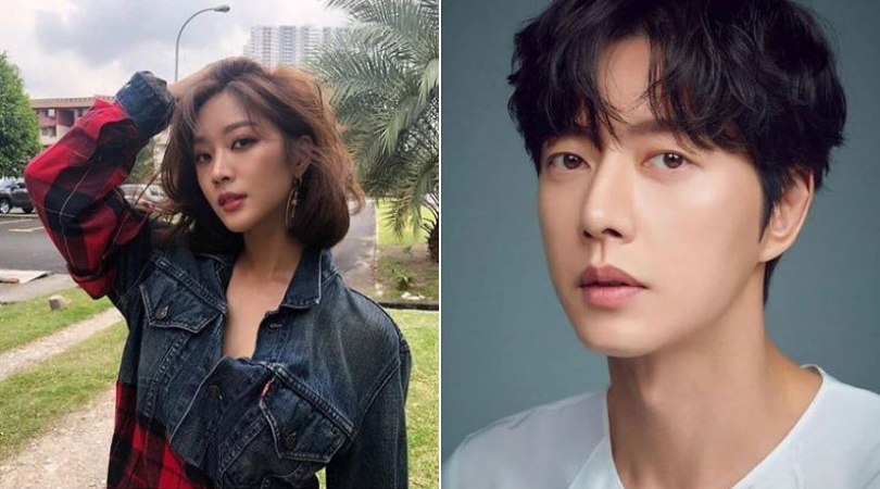 Actors Jo Bo-ah (Instagram) and Park Hae-Jin (Instagram) will share screenspace in upcoming show Secret.