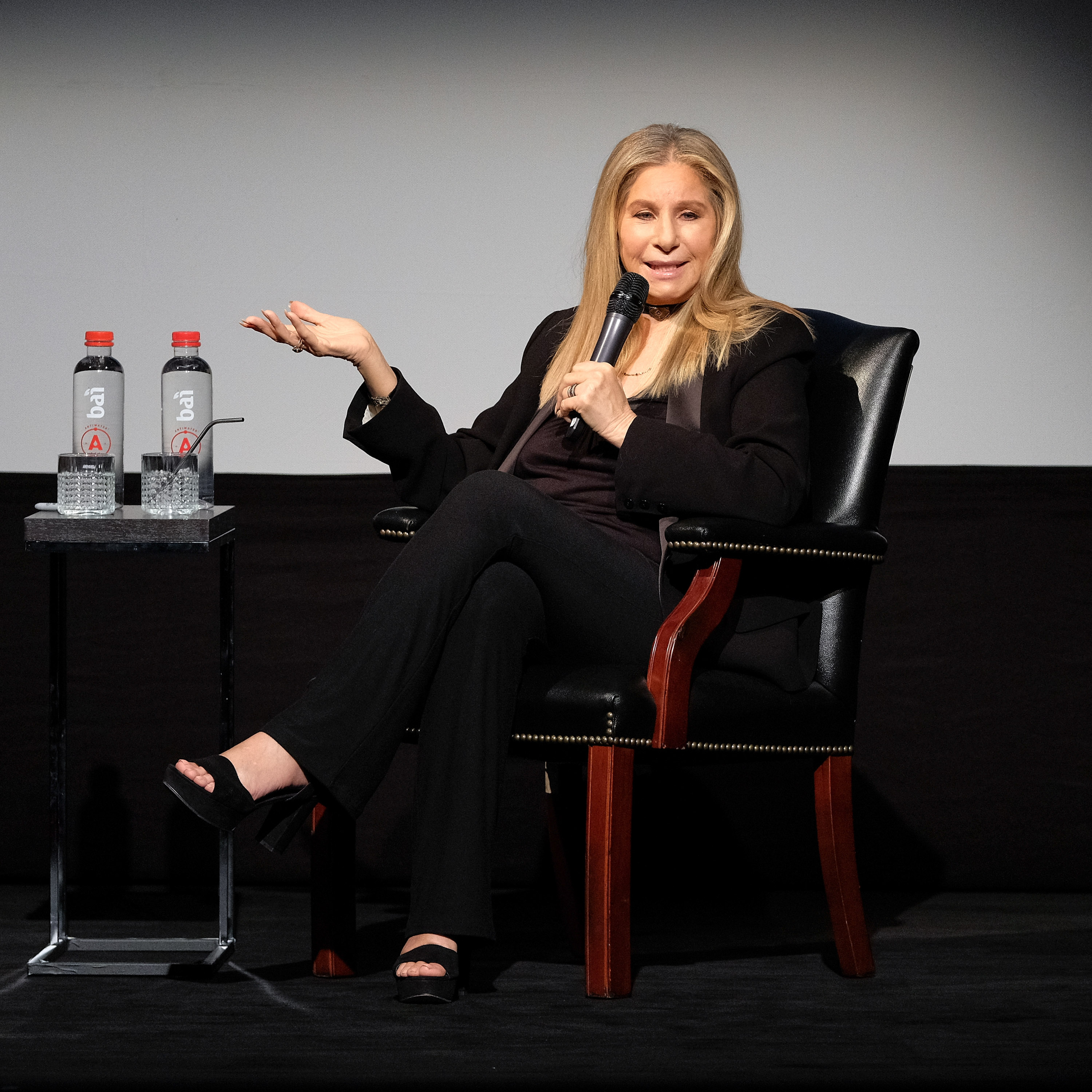 Barbra Streisand is of the opinion that while Michael Jackson may have molested Robson and Safechuck, he deserves our sympathies too (Getty Images)