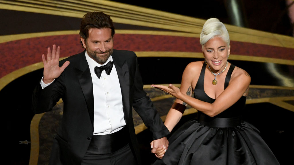 Bradley Cooper and Lady Gaga perform onstage during the 91st Annual Academy Awards at Dolby Theatre on February 24, 2019, in Hollywood, California. (Photo by Kevin Winter/Getty Images)