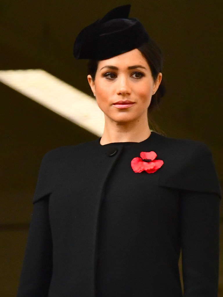 Meghan Markle's estranged father Thomas Markle revealed recently that he texts his daughter, The Duchess of Sussex, every day and begs her to get back in contact. (Source: Getty Images)
