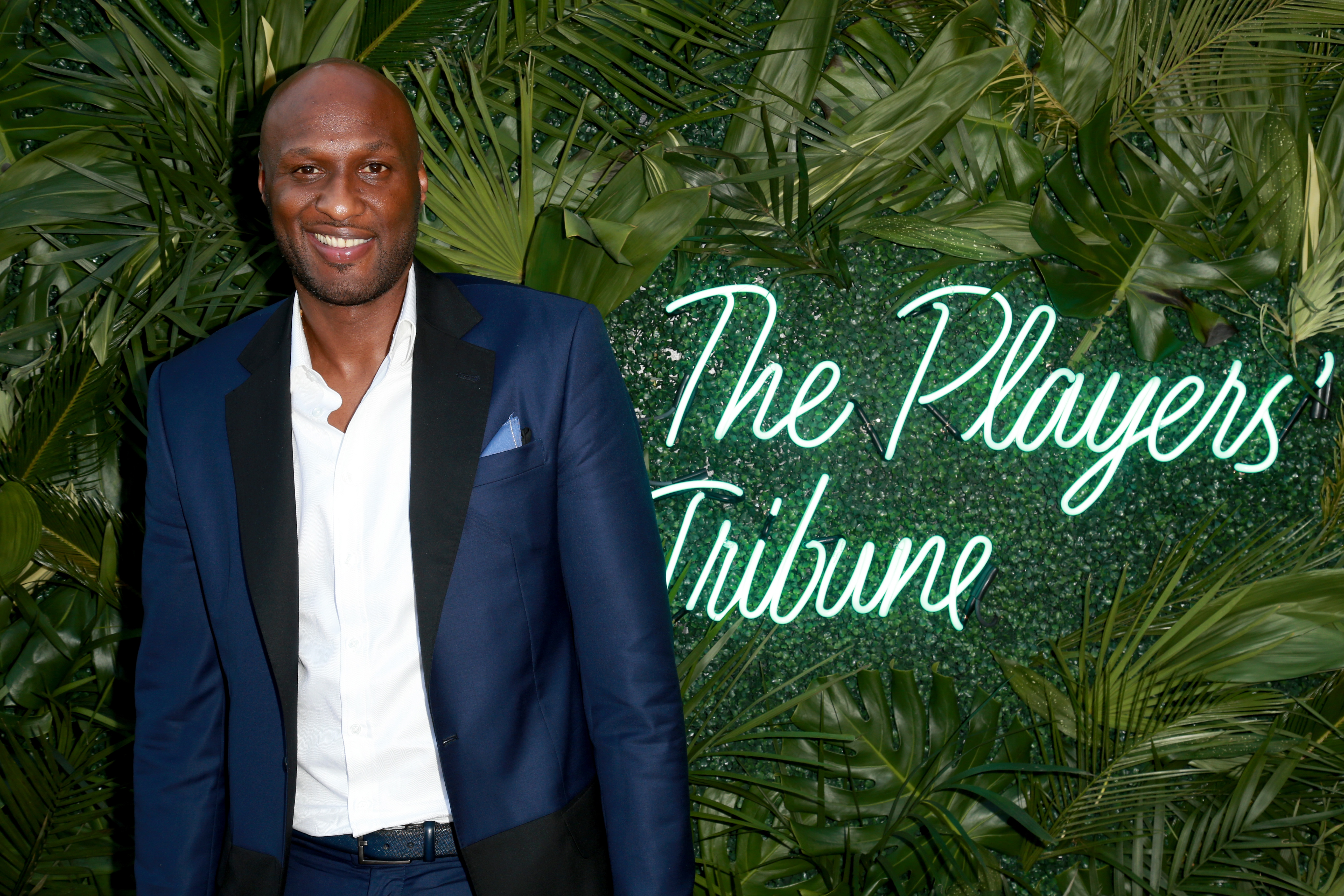 NBA player Lamar Odom attends The Players' Tribune Hosts Players' Night Out 2017 at The Beverly Hills Hotel on July 11, 2017, in Beverly Hills, California. (Getty Images)