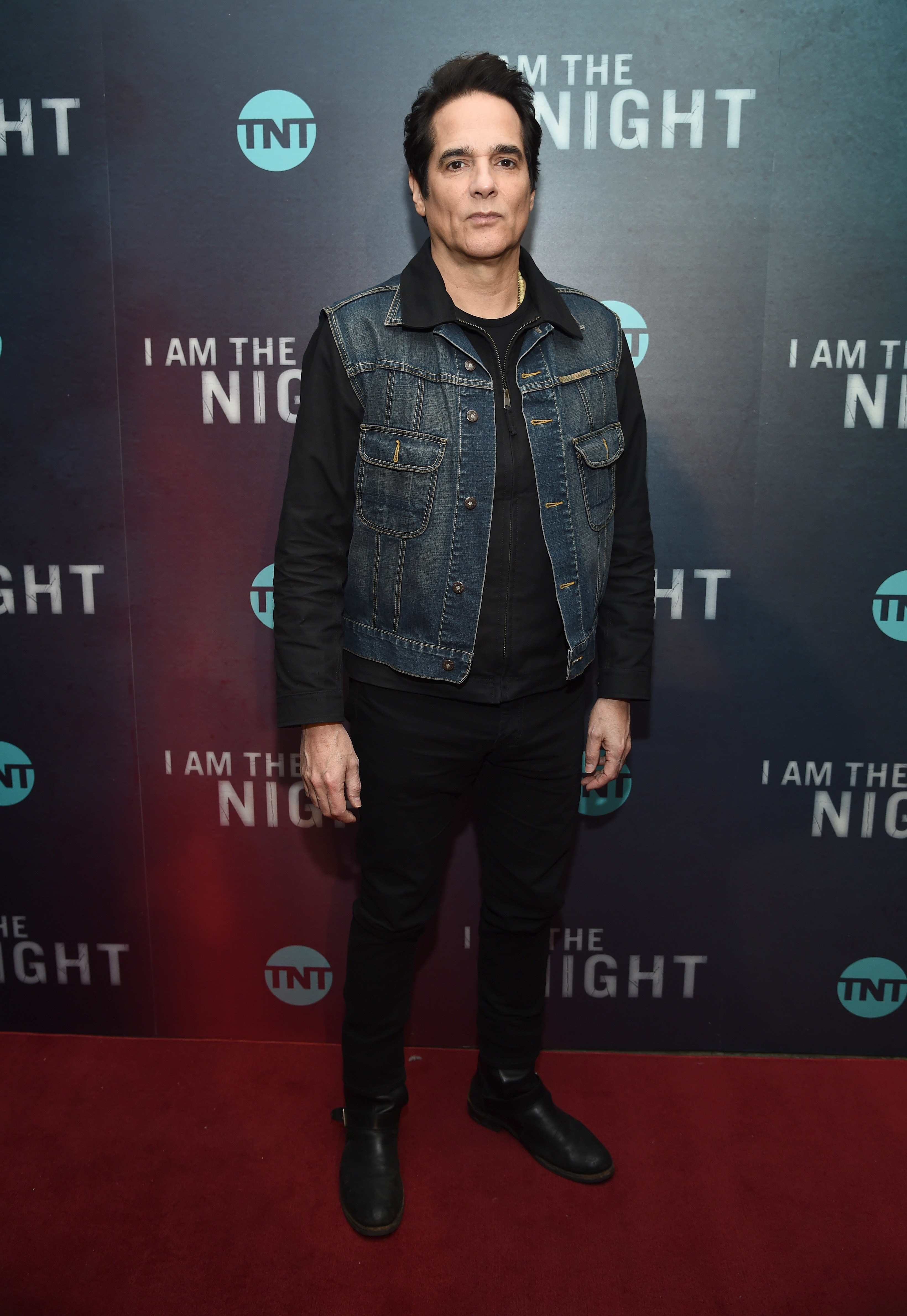 Yul Vazquez attends the 'I Am The Night' New York Premiere at Metrograph on January 22, 2019 in New York City. (Photo by Dimitrios Kambouris/Getty Images)