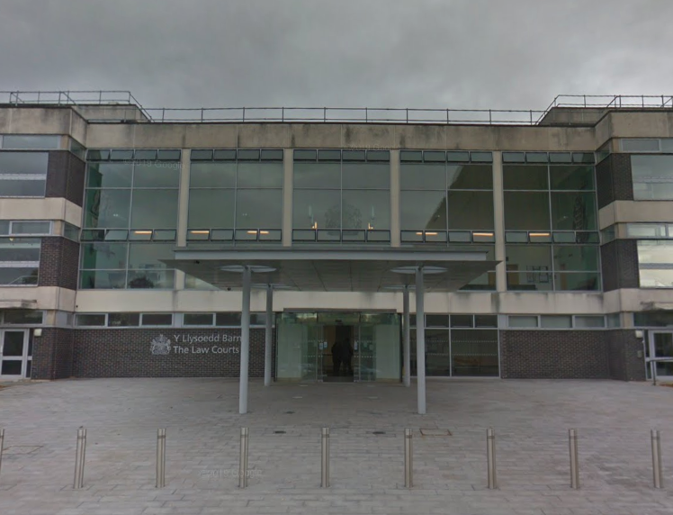 Mold Crown Court (Source: Google Maps)