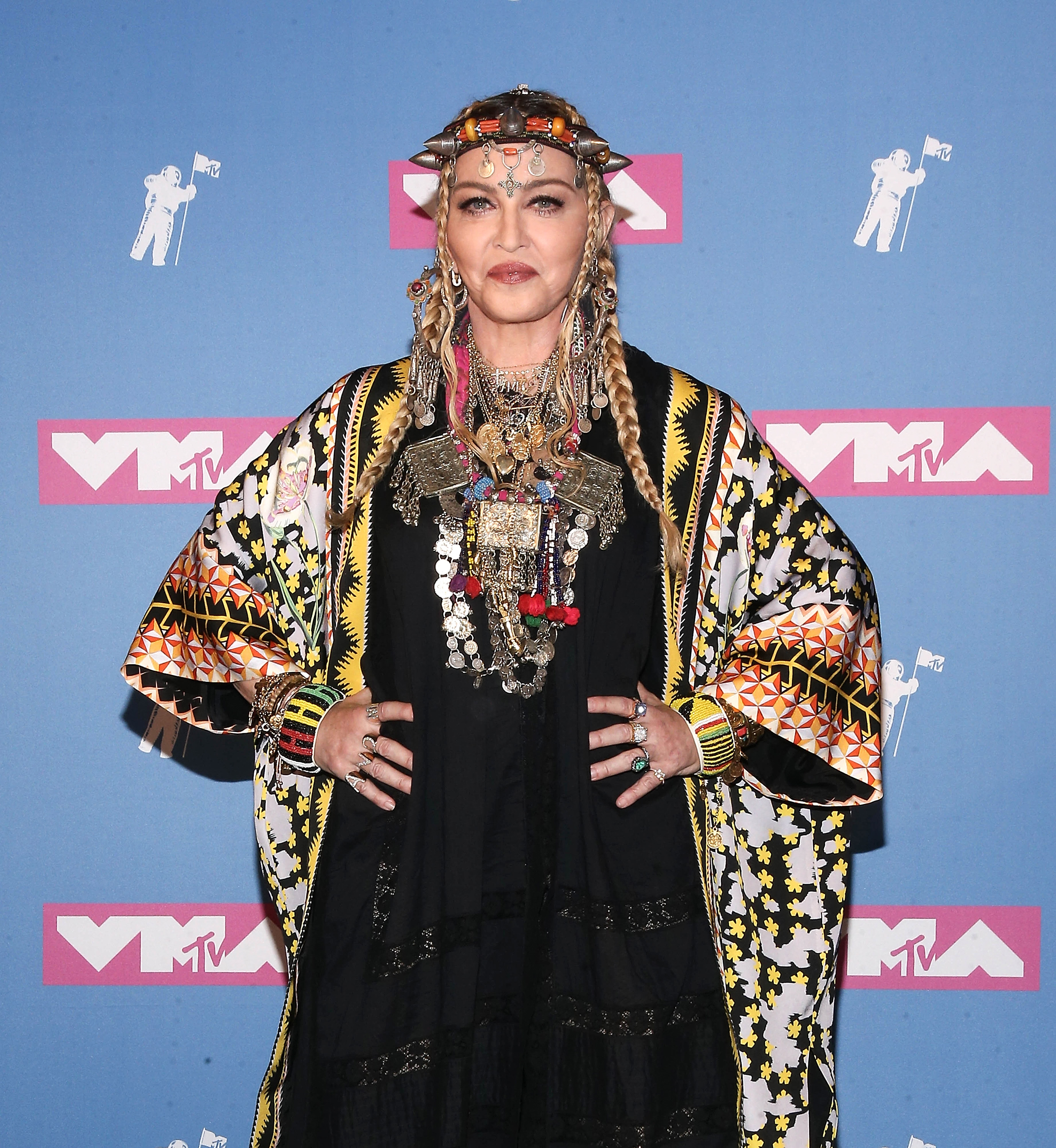 Madonna (Source: Getty Images)