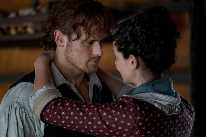 Claire and Jamie Fraser (Starz)
