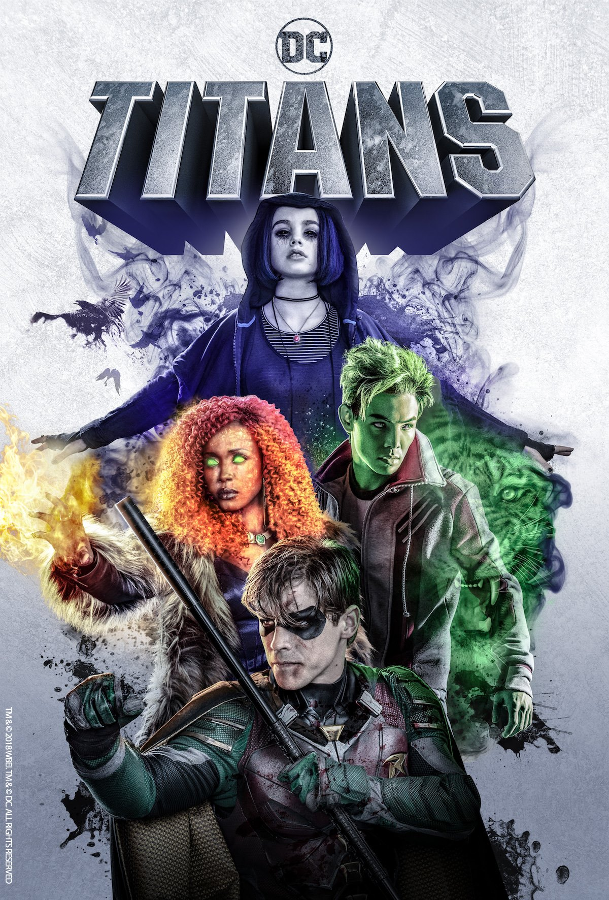 Titans official poster (Facebook)