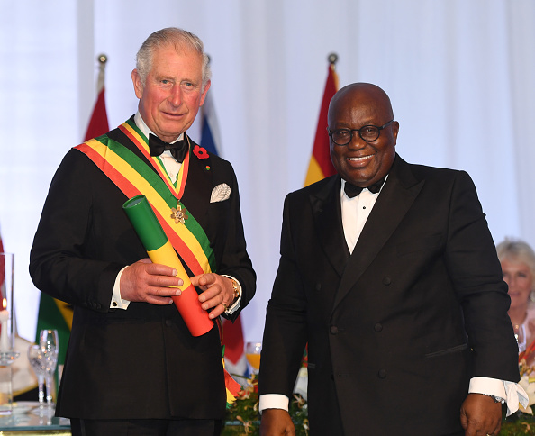 Prince Charles in Ghana (Source: Getty Images)