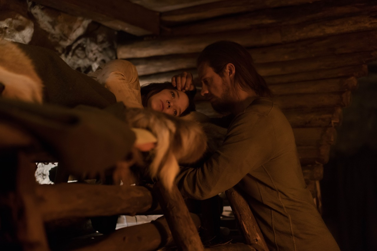 A still of Erik Heller and his daughter in Amazon's upcoming show 'Hanna'. (Source: IMDb)