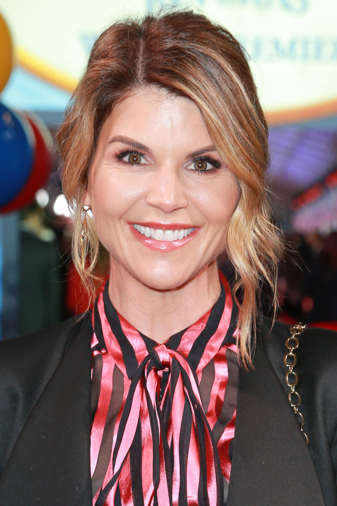 Lori Loughlin accused of bribing college admissions at USC (Source: Getty Images)