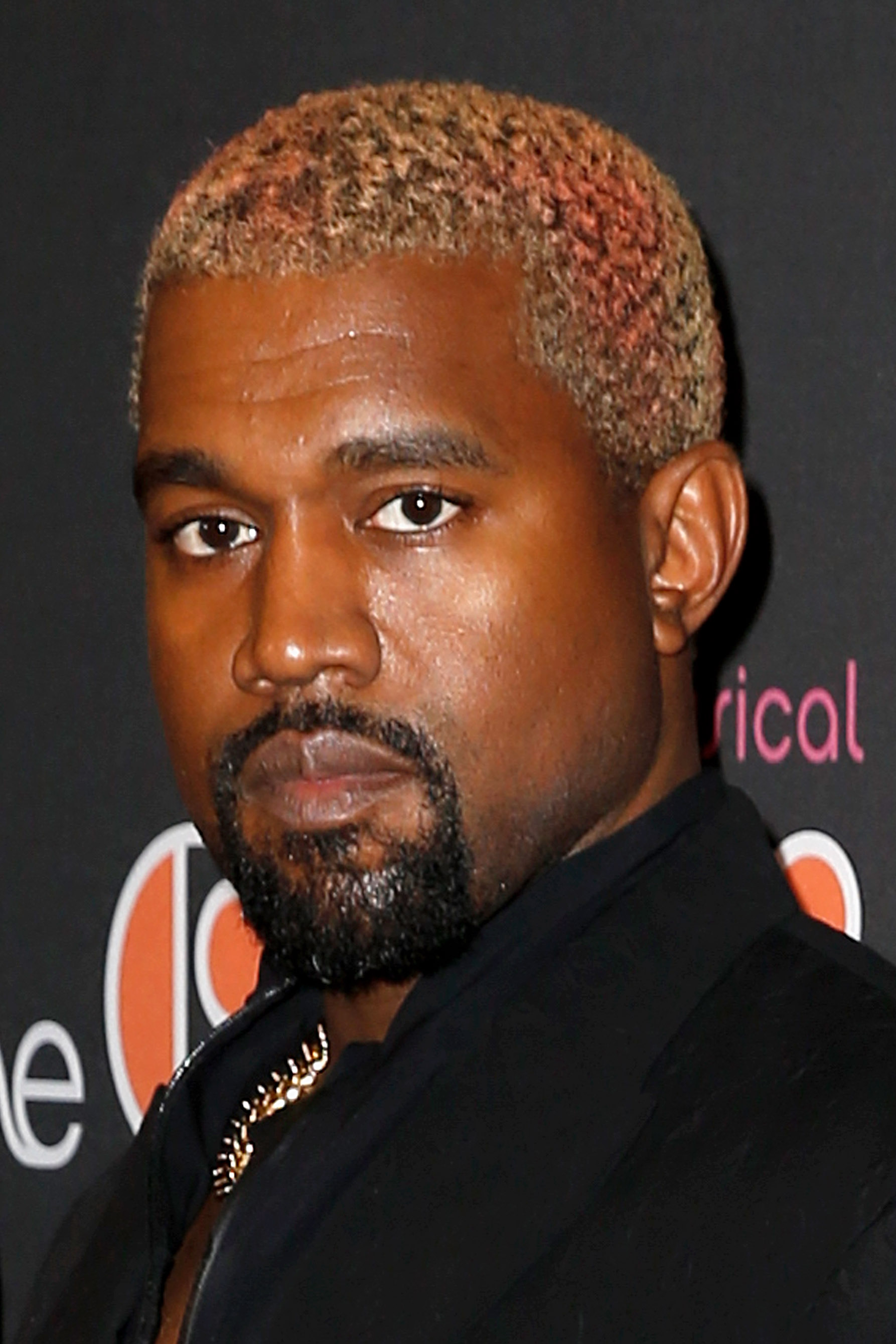 Kanye West has been conducting the weekly service since the start of the year (Source: Getty Images)