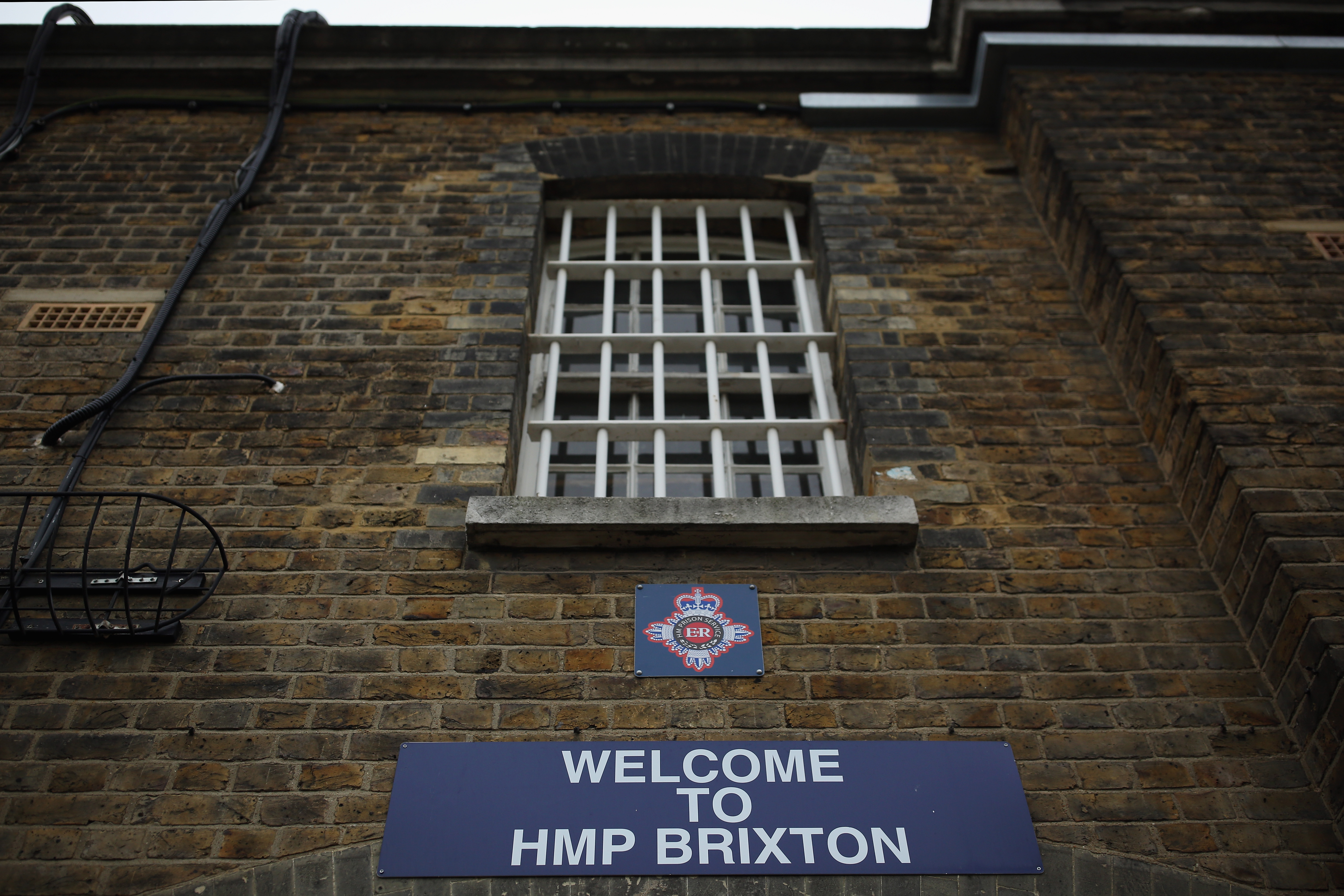 A general view of HM Prison Brixton on November 9, 2015 in London, England. The Government has unveiled plans to build nine new prisons, with five prisons to be built by 2020. The new prisons will replace old Victorian prisons in city centres and allow these sites to be sold for housing.