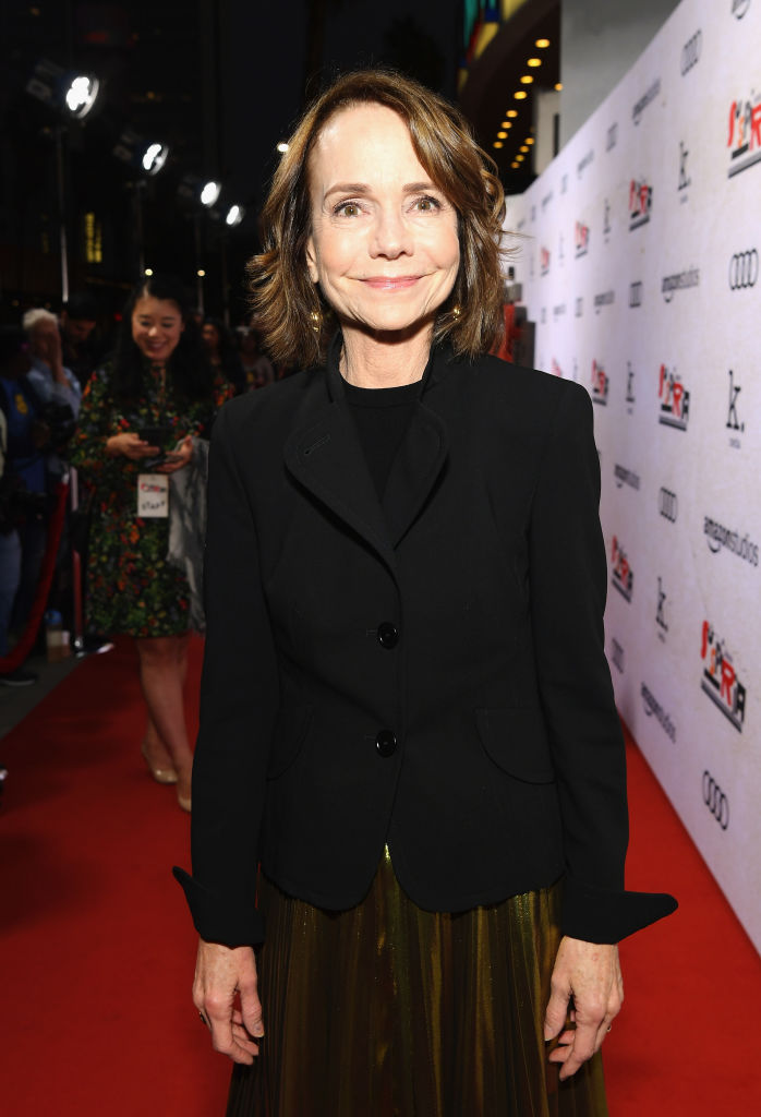Jessica Harper attends the premiere of Amazon Studios 'Suspiria' at ArcLight Cinerama Dome on October 24, 2018 in Hollywood, California. (Photo by Emma McIntyre/Getty Images)