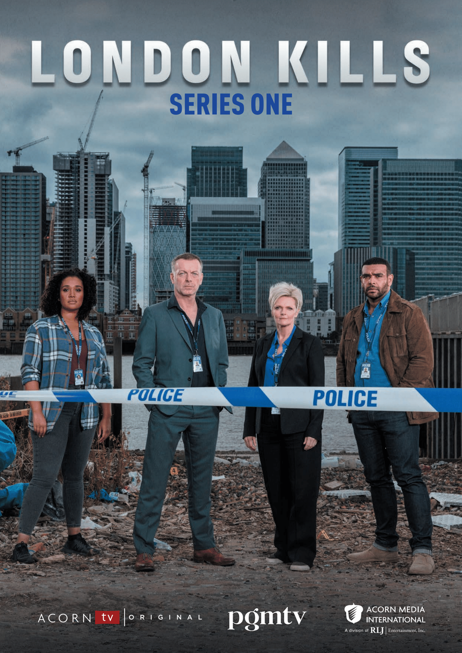 'London Kills' shows a darker take on framing the innocent and the radical limits of jealousy. Source: Acorn TV