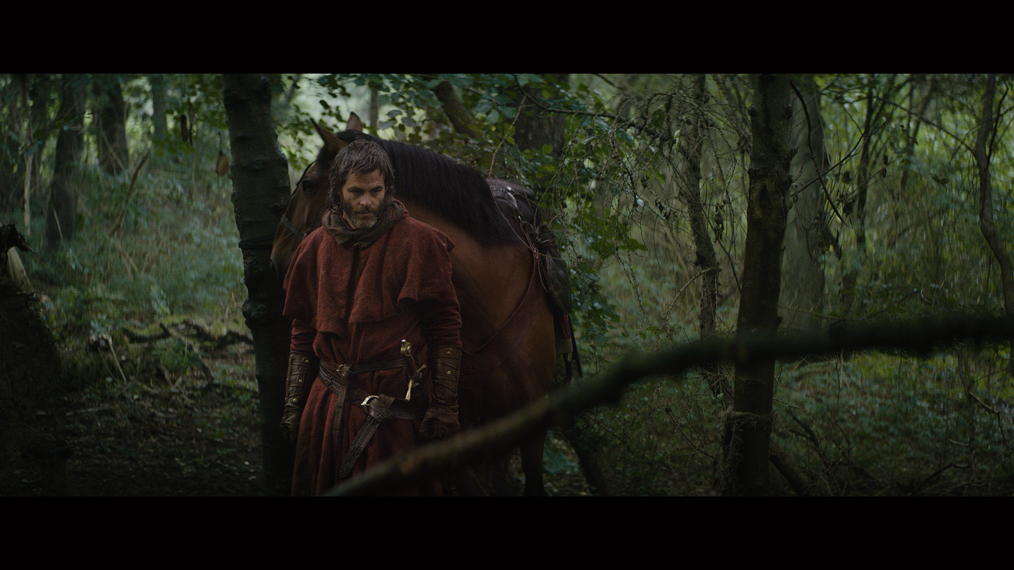 'Outlaw King' tells the true story of Scottish independence. (Netflix)
