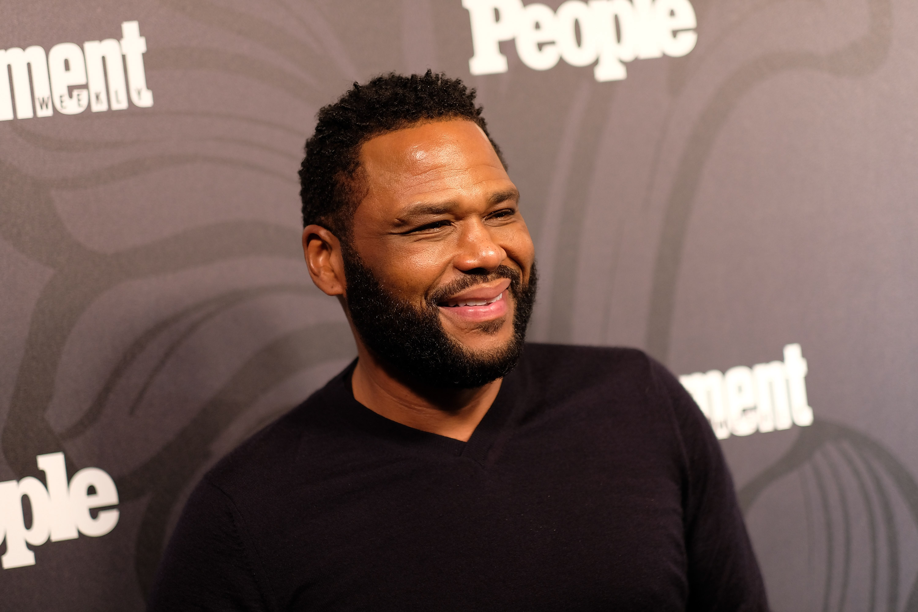 Anthony Anderson of Black-ish attends Entertainment Weekly & PEOPLE New York Upfronts celebration at The Bowery Hotel on May 14, 2018, in New York City. (Getty)
