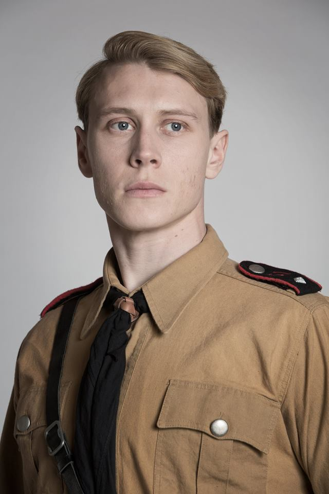 George MacKay (Captain Fantastic) plays a Hitler youth member whose love for Germany conflicts with the atrocities of the regime.