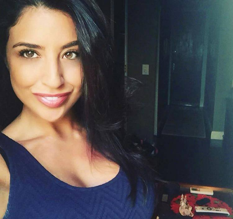 During the crime, Karina Vetrano (pictured) was punched in the face, hurled to the ground, violently sexually assaulted, and then strangled to death in a marsh, which is just a block away from her residence. (Facebook)