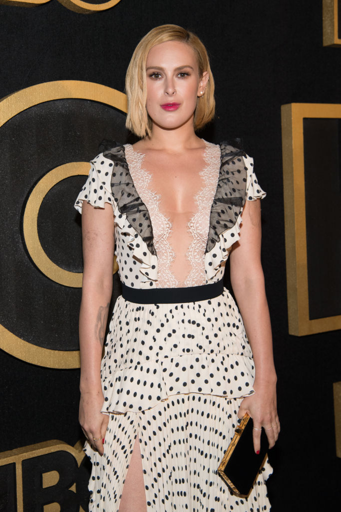 Rumer Willis (Source: Getty Images)