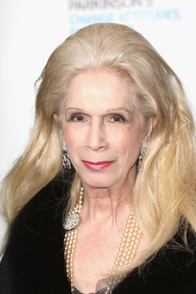 Lady Colin Campbell was a confidante of Princess Diana (Source: Getty Images)