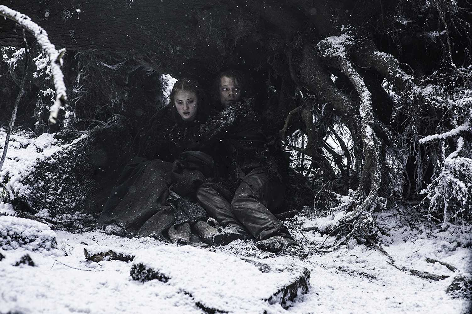 Sansa forgave Theon considering the situation she was in. (IMDb)