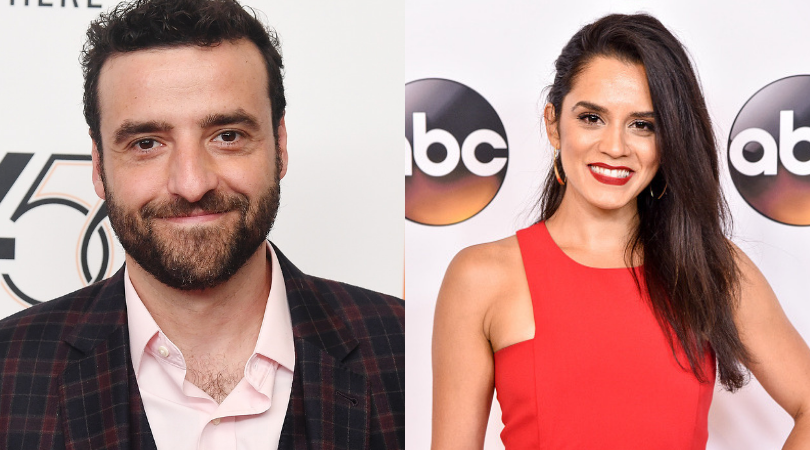 David Krumholz and Sepideh Moafi have been upped to series regulars on HBO's The Deuce season 3 (Getty Images)