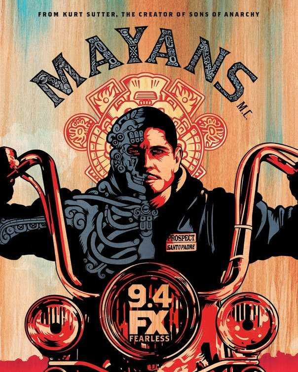 'Mayans MC' will be set two years after the events of 'Sons of Anarchy' (Source: IMDb)
