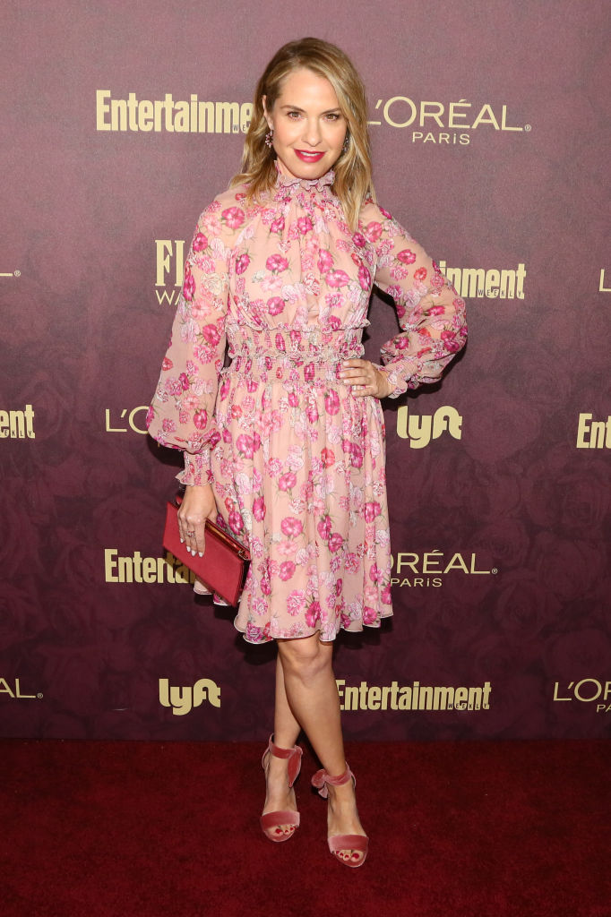 Leslie Grossman arrives to the 2018 Entertainment Weekly Pre-Emmy Party at Sunset Tower Hotel on September 15, 2018 in West Hollywood, California. (Photo by Gabriel Olsen/Getty Images)