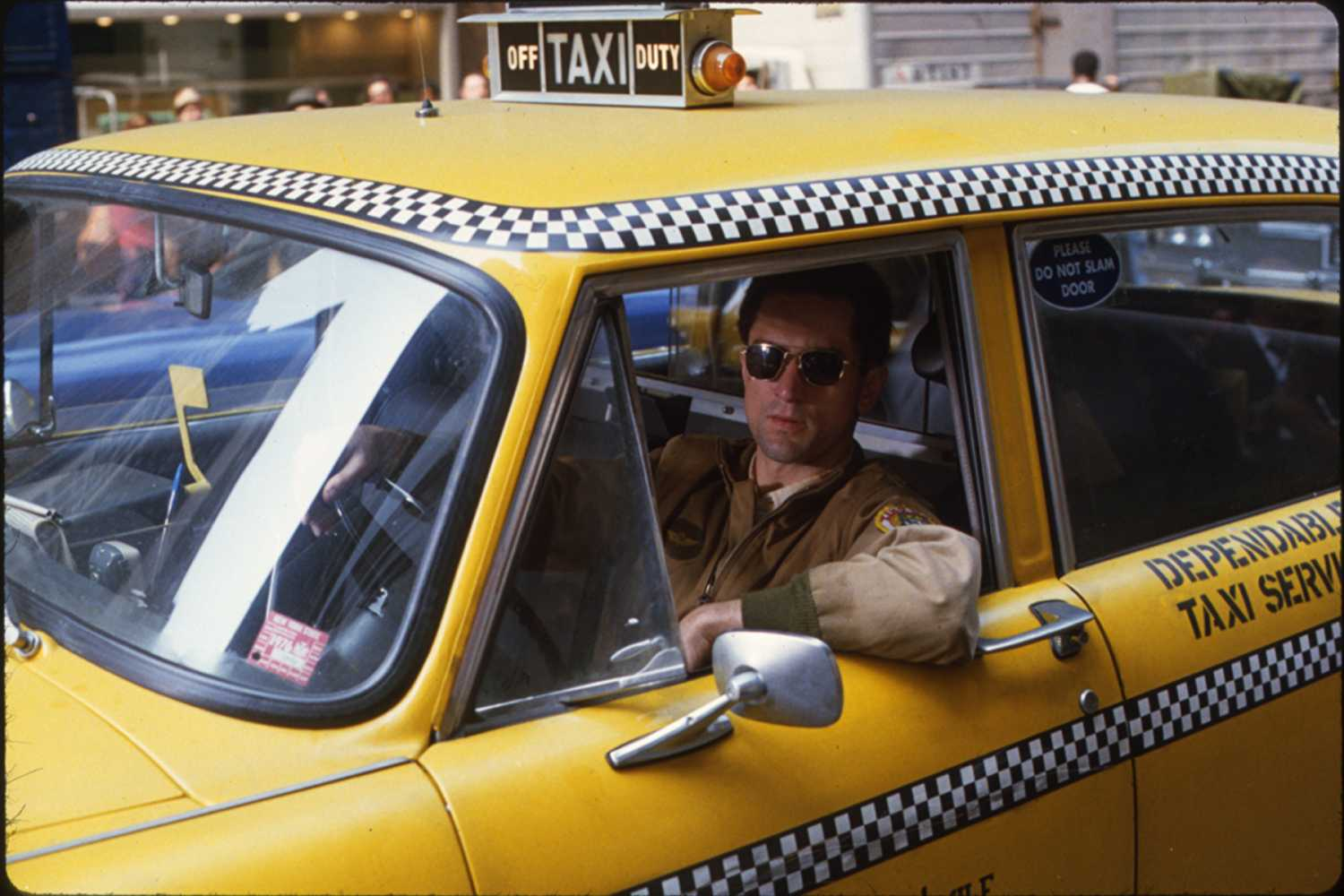 Robert De Niro-starring 'Taxi Driver' has been Ojala's favorite movie. (IMDb)
