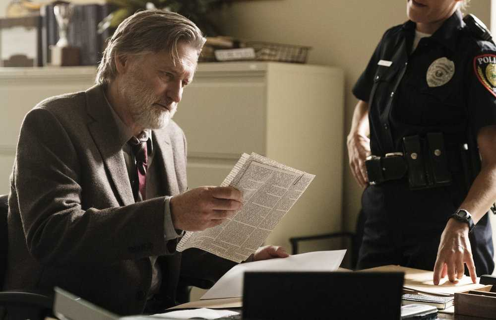 Bill Pullman as Harry Ambrose in 'The Sinner'. (IMDb)