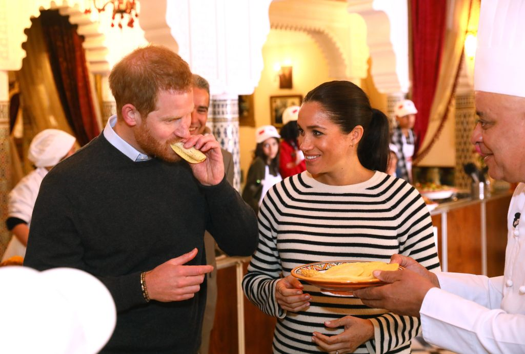Morton has always been a strict critic of the pregnant Duchess, ever since she first went public with her relationship to Prince Harry in 2017. (Source: Getty Images)