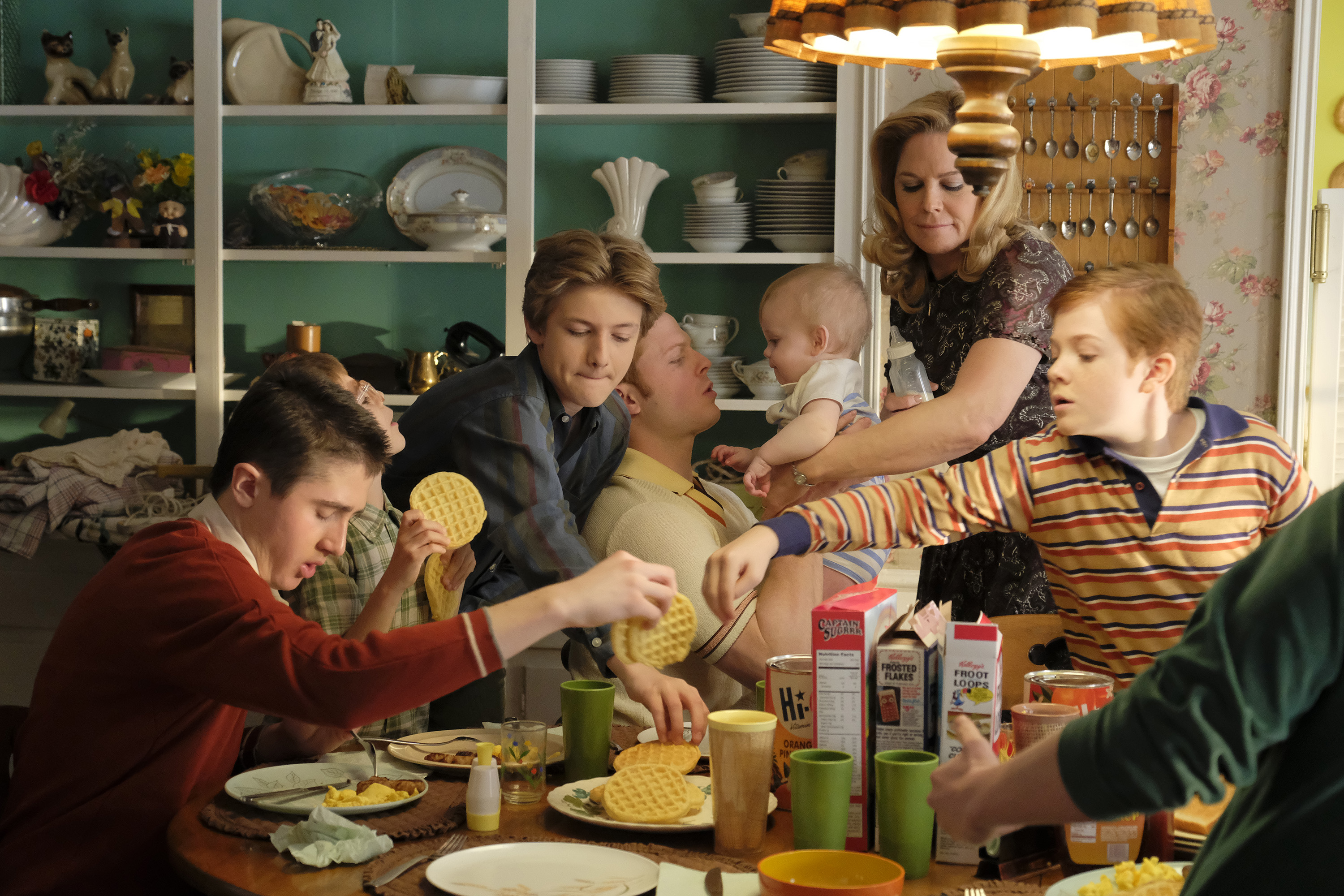 'The Kids Are Alright' is inspired by created Tim Doyle's own family (ABC/Tony Rivetti)