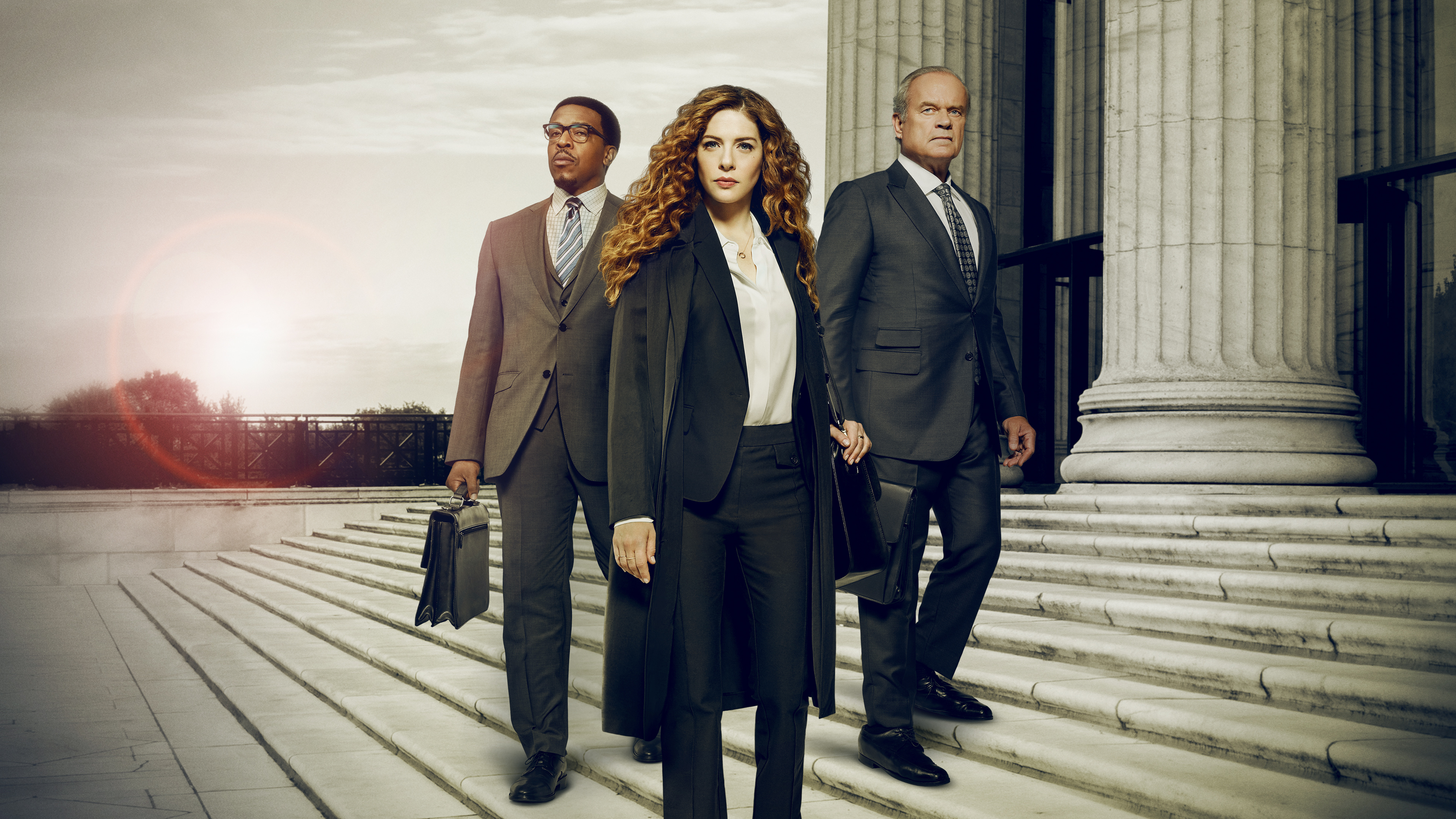 Fox's upcoming legal court drama 'Proven Innocent' (Fox)