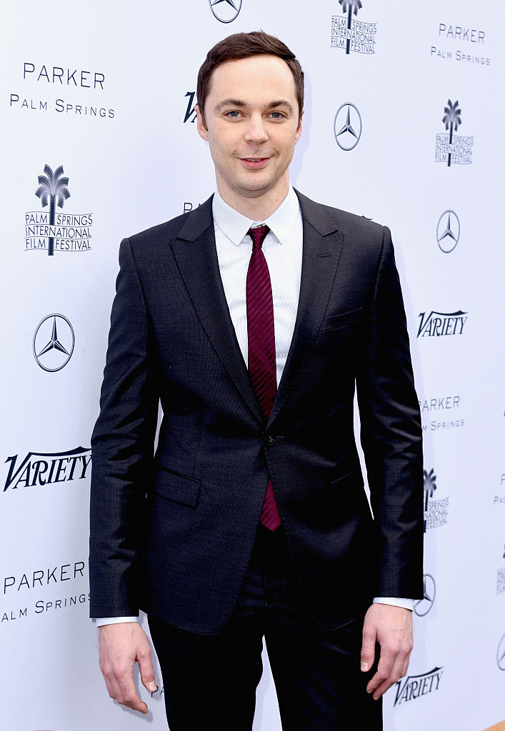 Actor Jim Parsons attends Variety's Creative Impact Awards and 10 Directors to Watch Brunch presented by Mercedes-Benz at the 28th Annual Palm Springs International Film Festival at the Parker Palm Springs on January 3, 2017, in Palm Springs, California. (Photo by Vivien Killilea/Getty Images for Palm Springs International Film Festival )