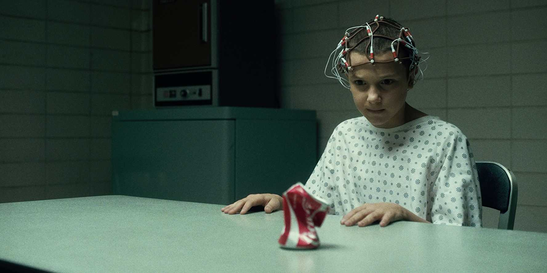 Eleven was forced to use her powers to spy on the Russians. (IMDb)