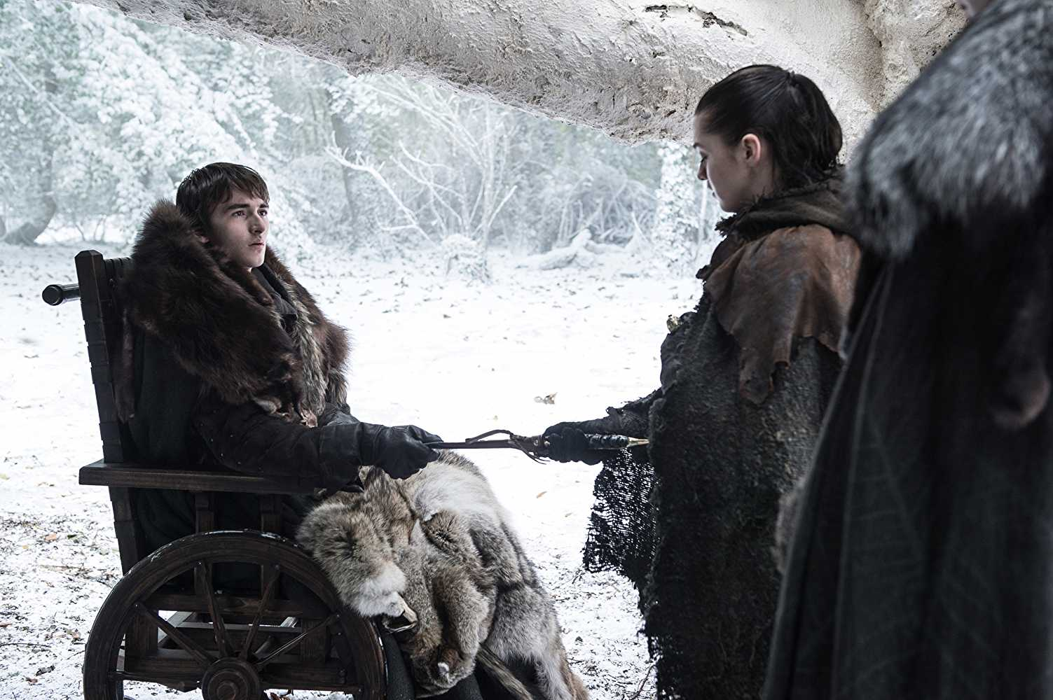 Game of Thrones: Episodes - The Wolf and the Lion