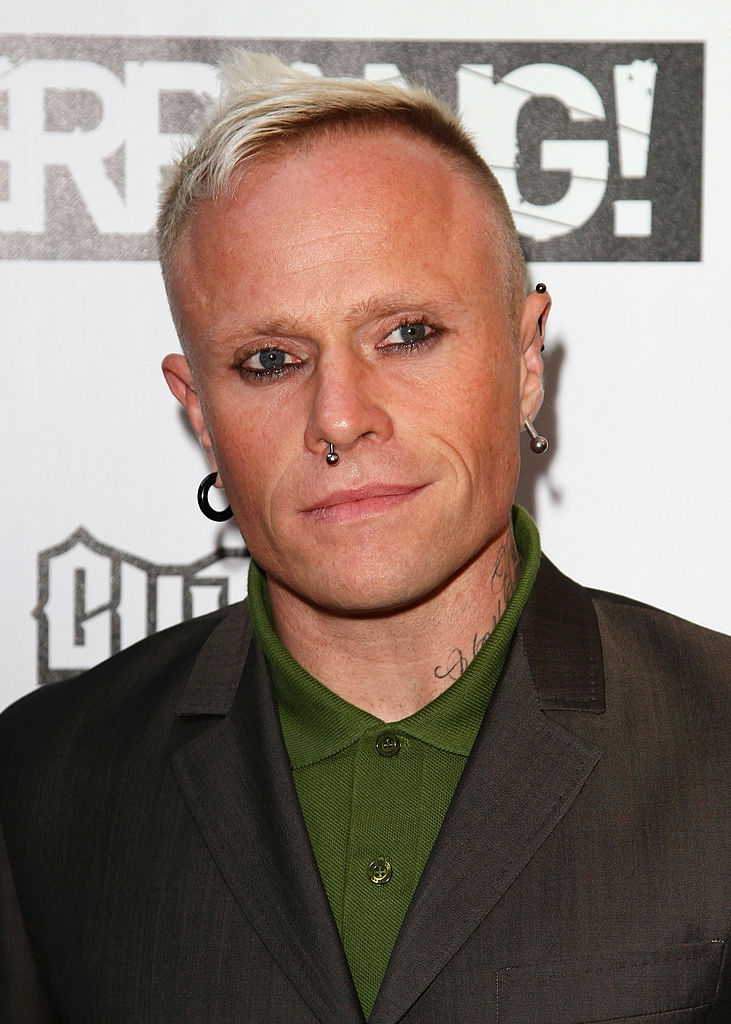 Keith Flint was found unresponsive in his £1.5million country mansion (Source: Getty Images)
