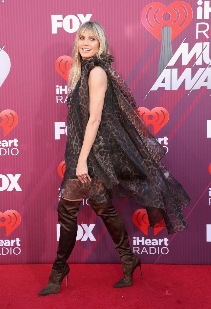 Katy Perry, Heidi Klum and Kacey Musgraves among worst