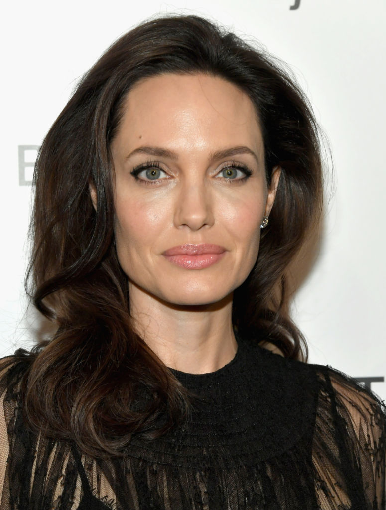 Angelina Jolie (Source: Getty Images)