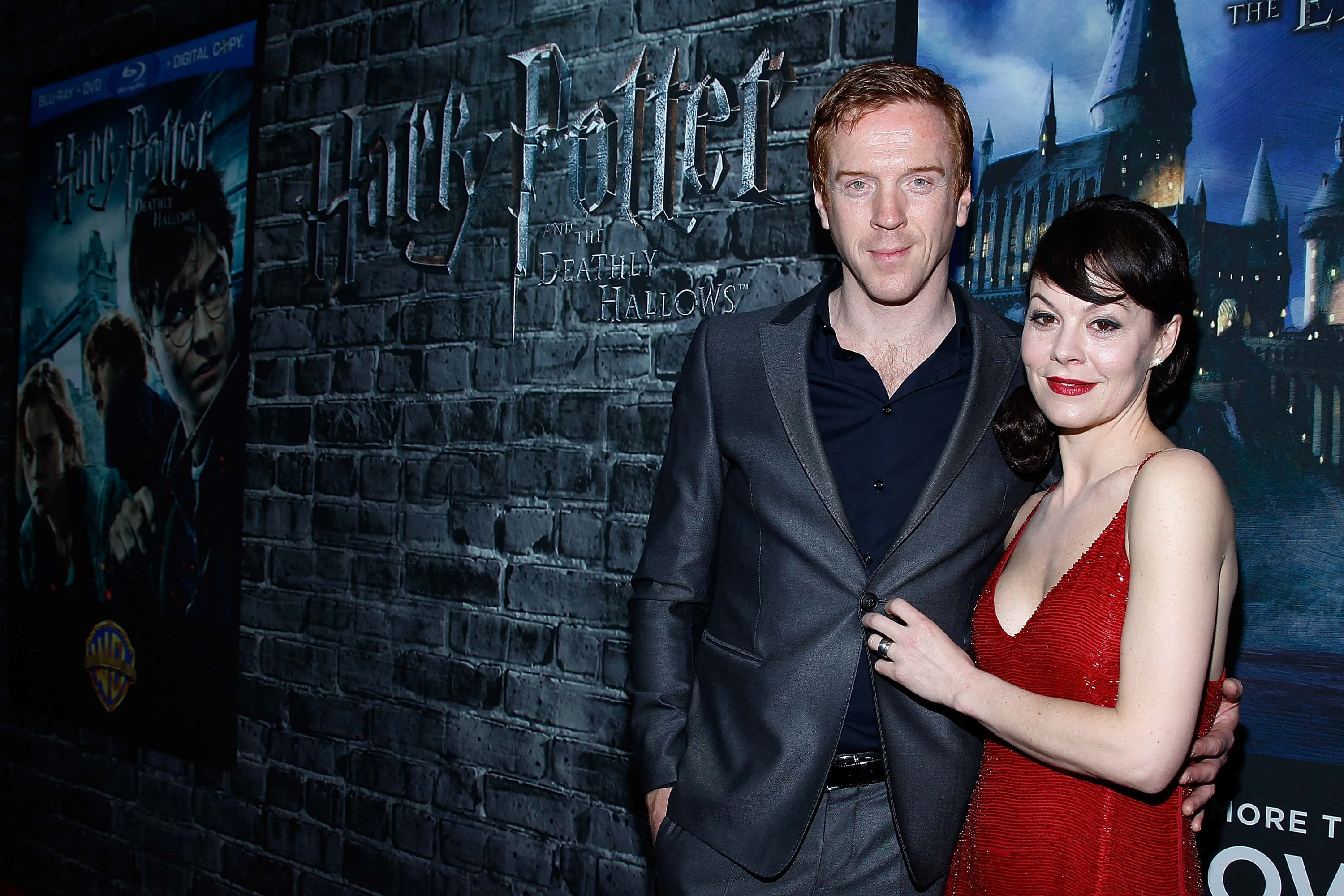 Helen McCrory and Damian Lewis' love story: Fairy tale ...