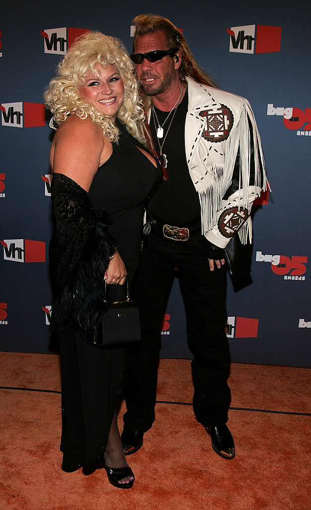 Dog the Bounty Hunter opens up about his wife Beth Chapman's battle with lung cancer (Source: Getty Images)