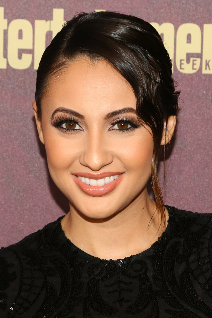 Francia Raisa arrives to the 2018 Entertainment Weekly Pre-Emmy Party at Sunset Tower Hotel on September 15, 2018 in West Hollywood, California. (Photo by Gabriel Olsen/Getty Images)